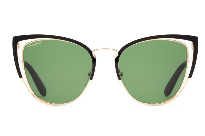 ca1d0febd Slnečné okuliare od výrobcu Salvatore Ferragamo. Aktuálne tento produkt  nepredávame.