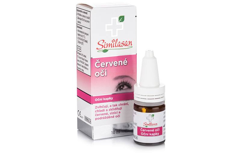 Similasan Pink Eyes 10 ml
