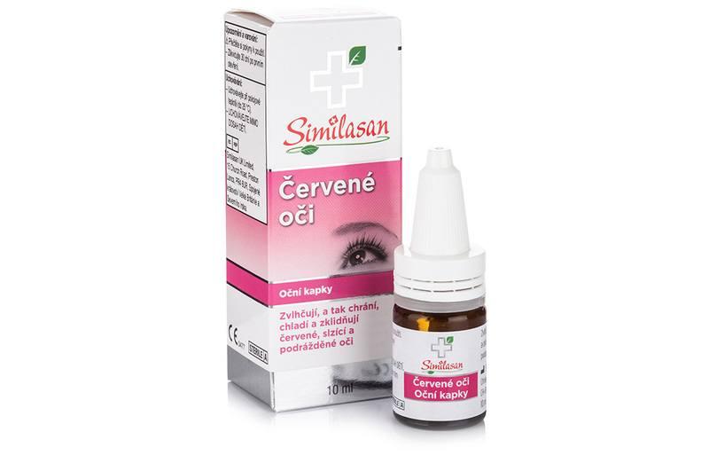 Similasan Rote Augen 10 ml