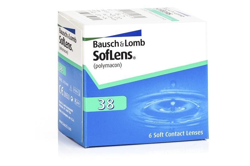 Image of   SofLens 38 (6 linser)