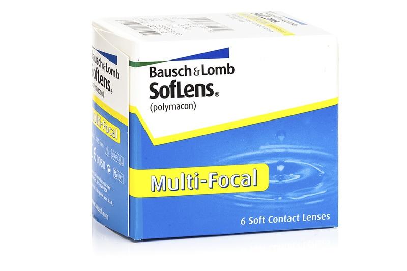 SofLens Multi-Focal (6 linser)