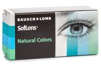 SofLens Natural Colors (2 linser) - uden styrke