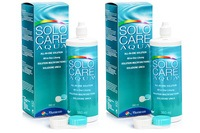 SOLOCARE AQUA 2 x 360 ml cu suporturi