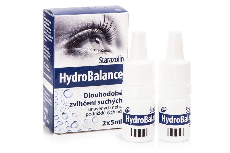 Image of   Starazolin HydroBalance 2 x 5 ml