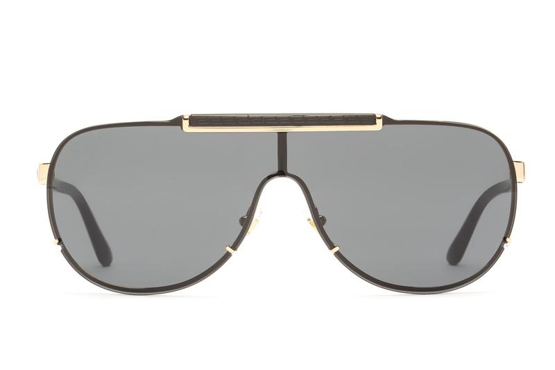 Authentic Versace 0VE 2140 10006G SILVER Sunglasses